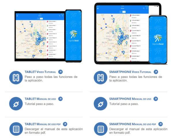 App Informe de Situación