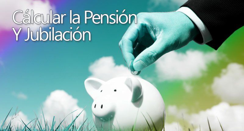Cálculo de pensiones