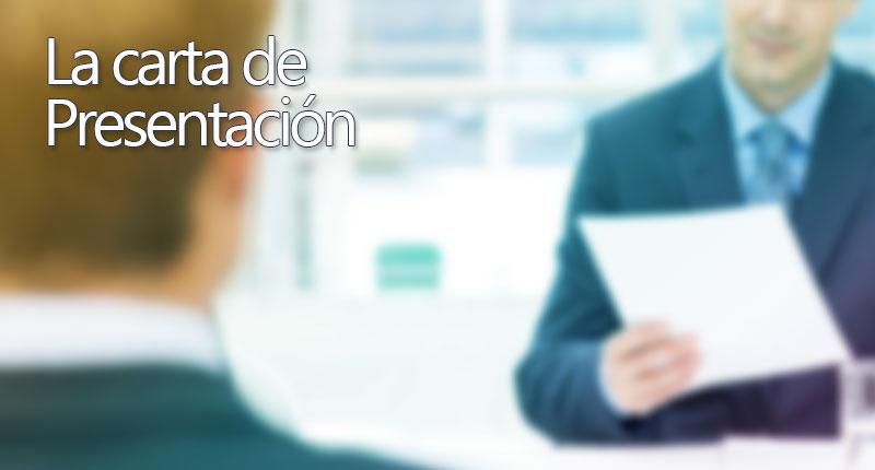 La Carta de Presentación ideal
