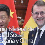 Convenio Bilateral de Seguridad Social entre España y China