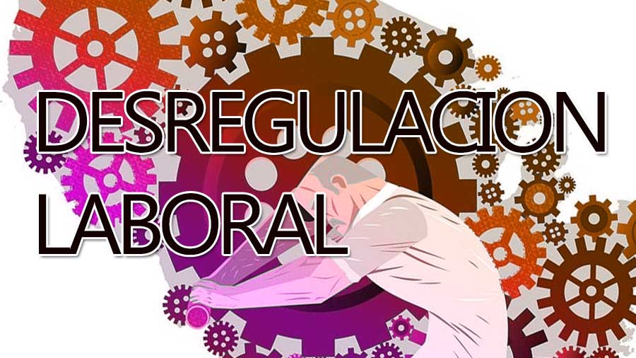 Desregulación laboral