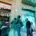 Programa de Activación para el Empleo 2018 (P.A.E.)
