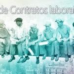 Tipos de Contrato laboral que se utilizan en España