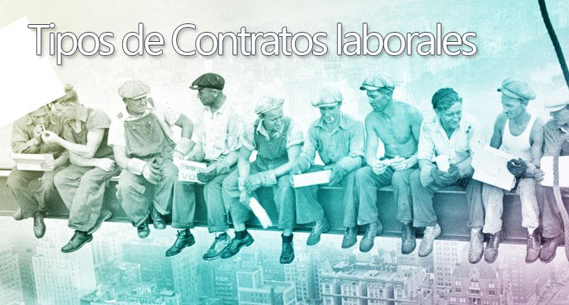 Tipos de contrato laboral